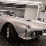 Ferrari GTO 250 Berlinetta SWB 1962