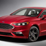 Video Ford Fusion Sport 2018