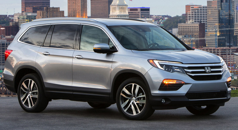 Mejores SUV medianos en Estados Unidos 2018