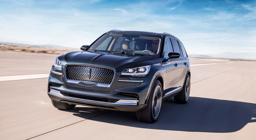 Lincoln podría fabricar cinco modelos en China