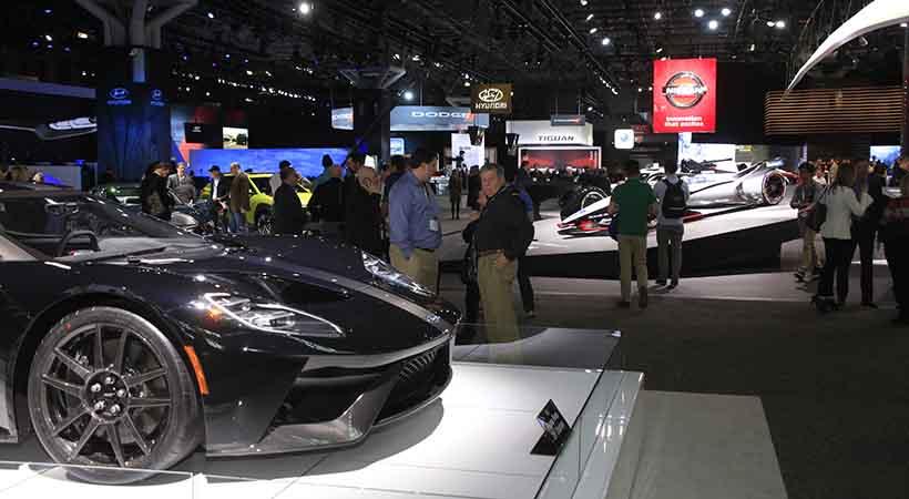 Video Auto Show de Nueva York 2018 en 90 segundos