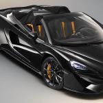 McLaren 570S Spider Design Studios