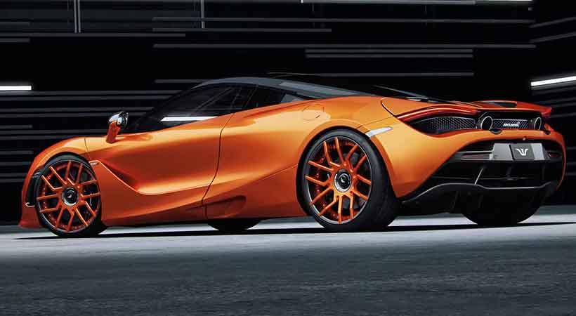 McLaren 720S por Wheelsandmore