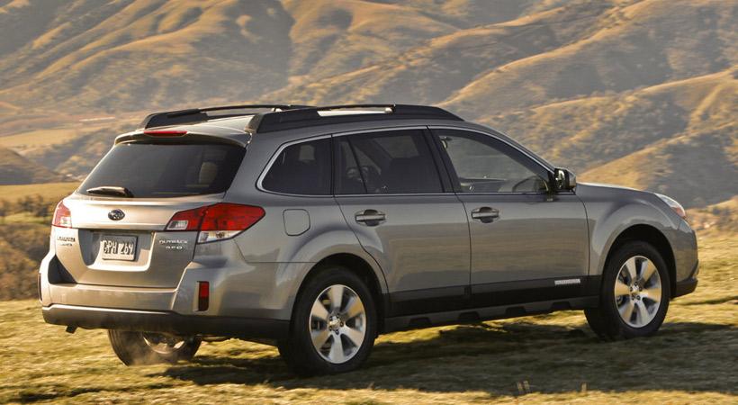 Top 10 mejores SUV usados por menos de $10,000