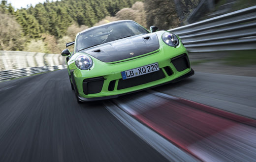 Récord Porsche 911 GT3 RS