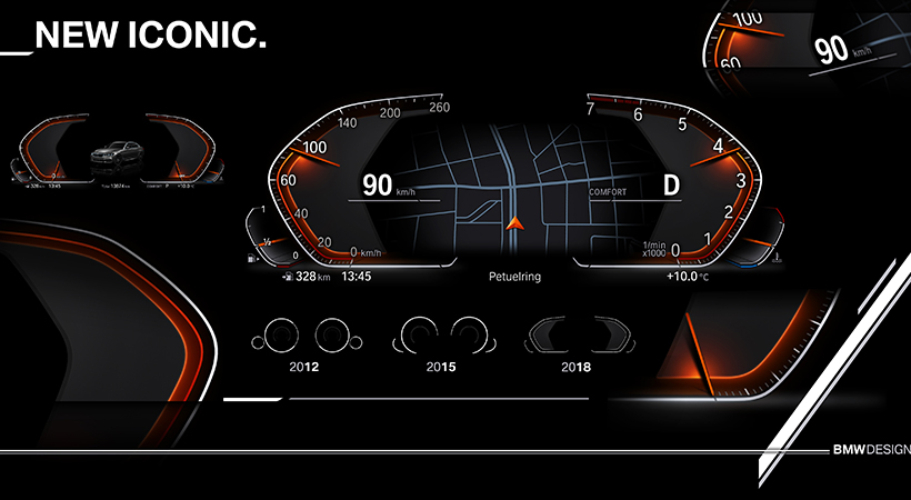 Sistema operativo BMW 7.0