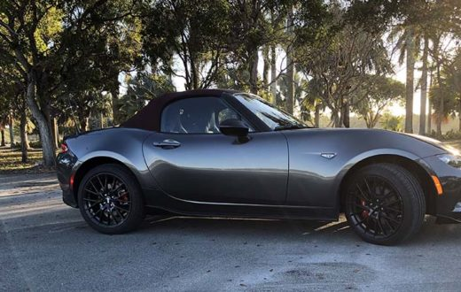 Test Drive Mazda MX-5 Miata Club 2018