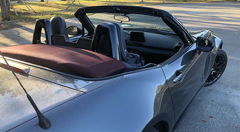 Test Drive Mazda MX-5 Miata Club 2018