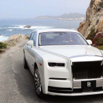 Test Drive Rolls Royce Phantom 2018