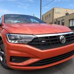 Test Drive Volkswagen Jetta 2019