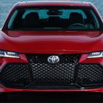 Test Drive Toyota Avalon 2019