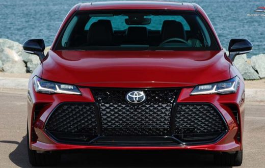 Test Drive Toyota Avalon 2019