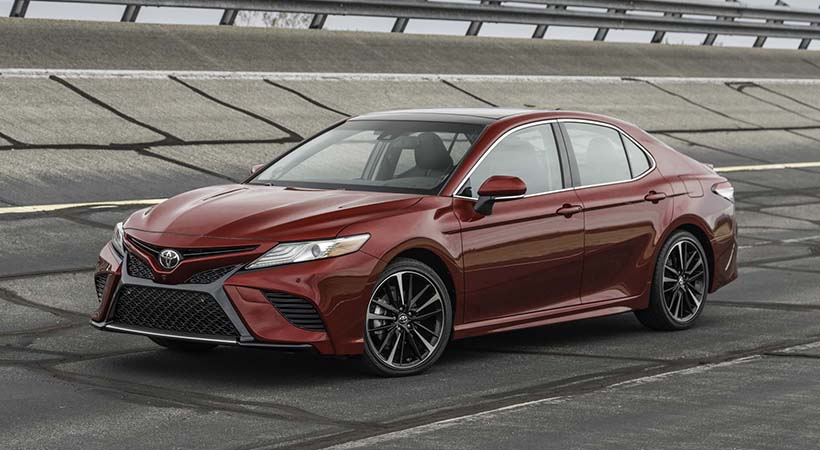 Top 10 autos más vendidos marzo 2018