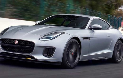 Video Jaguar F-Type 400 Sport 2018