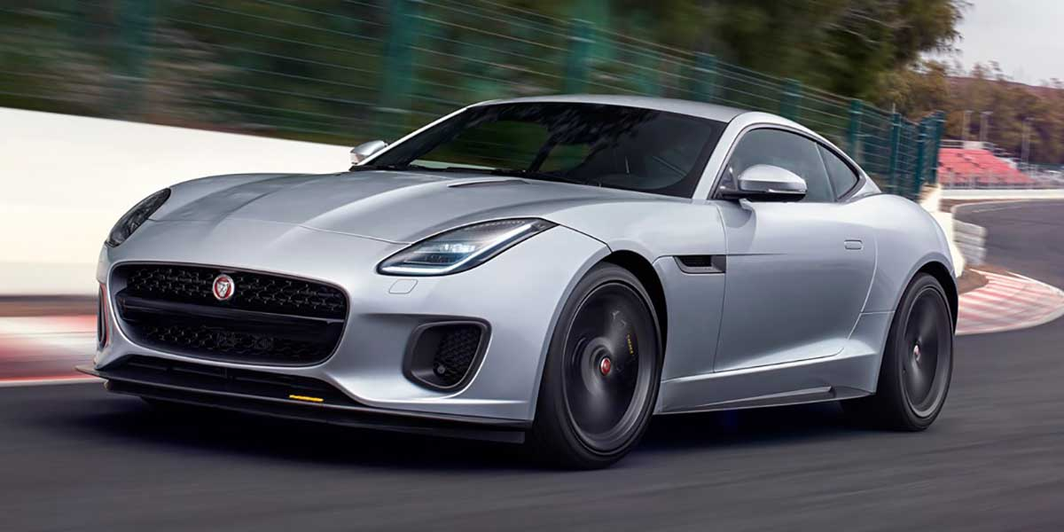 Video Jaguar F-Type 400 Sport 2018