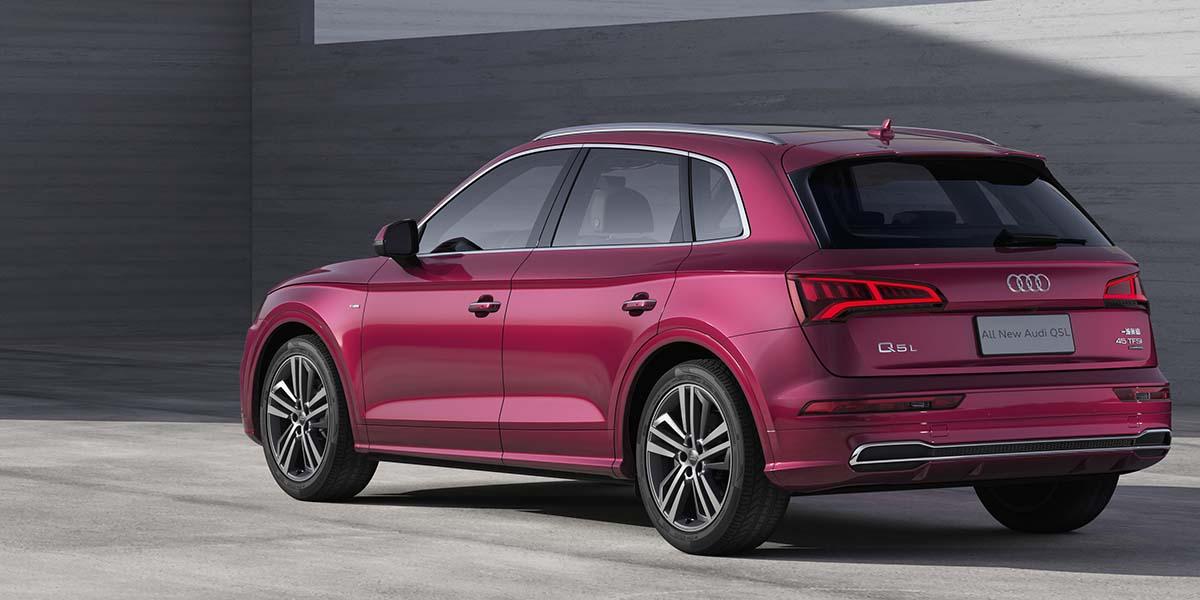 Debut Audi Q5L en el Auto Show Pekín, con raíces mexicanas