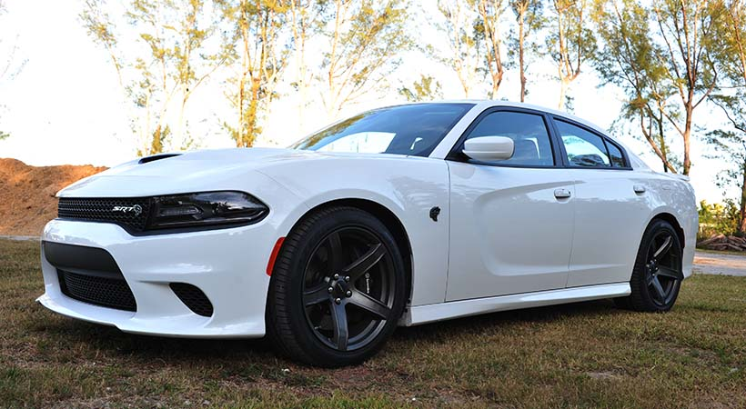 Test Drive Dodge Charger SRT Hellcat 2018