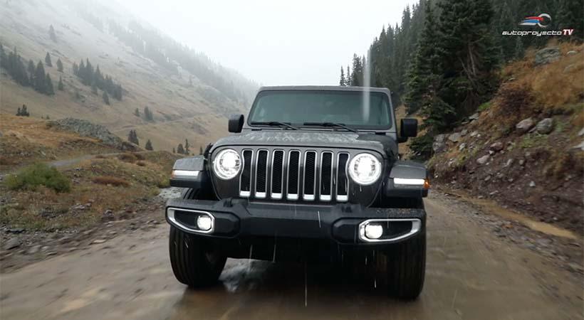 Top 10 preguntas con Mark Allen, Director de Jeep Design