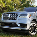 Test Drive Lincoln Navigator Black Label 2018