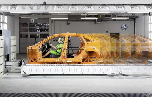 Centro de Seguridad Volkswagen