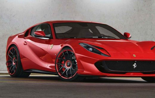 Ferrari 812 Superfast por WheelsandmoreFerrari 812 Superfast por Wheelsandmore
