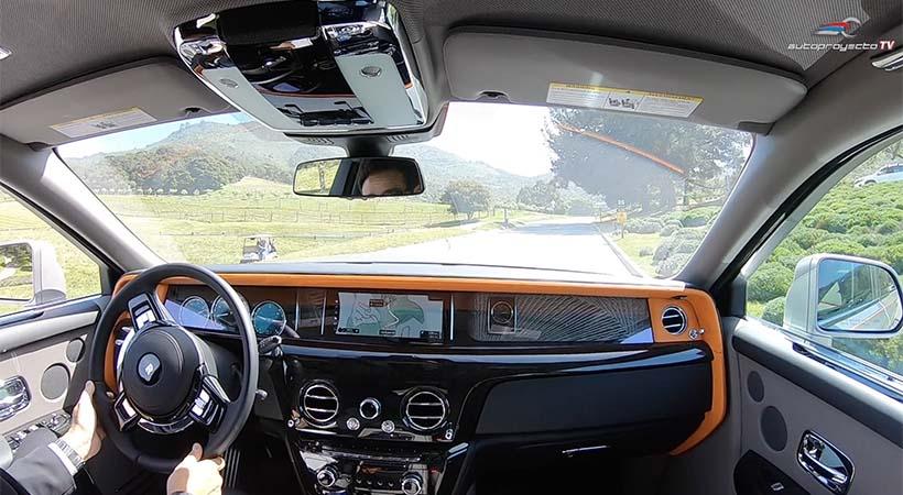 Fin de semana Rolls-Royce