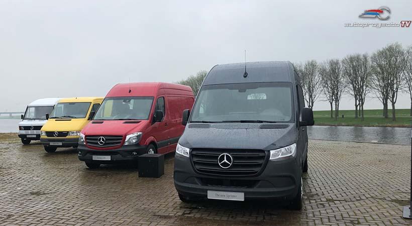 Video Mercedes-Benz Sprinter 2019