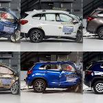 SUVs más seguras para el pasajero