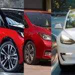 Top 5 autos eléctricos 2018