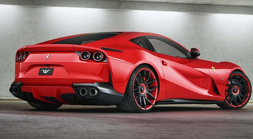 Ferrari 812 Superfast por Wheelsandmore