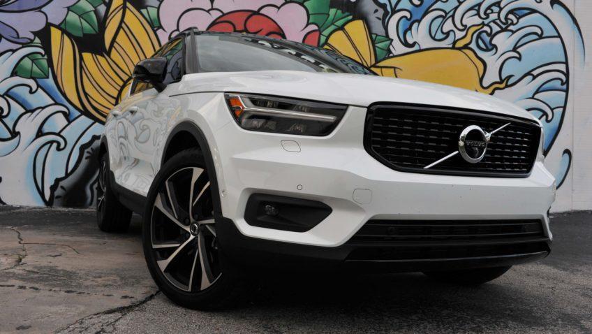 Volvo XC40 T5 R-Design 2018