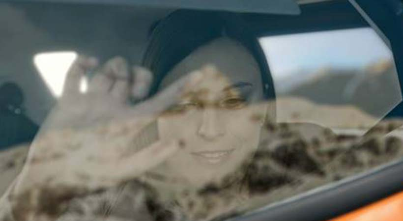 Ford Feel The View, tecnología para ayudar a los pasajeros ciegos