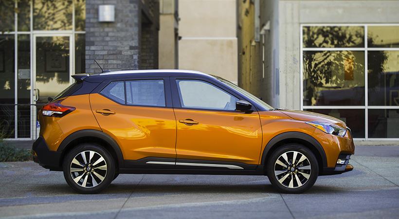 Precio Nissan Kicks 2018