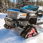 Video GMC Sierra 2500HD All Mountain concept