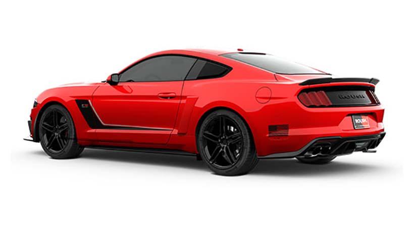 Roush JackHammer Mustang