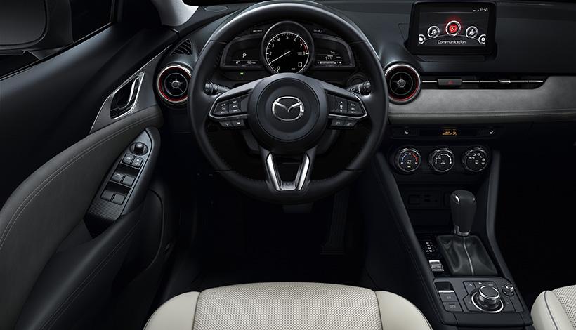 Mazda CX-3 2019, lujo y tecnología japonesa en paquete compacto