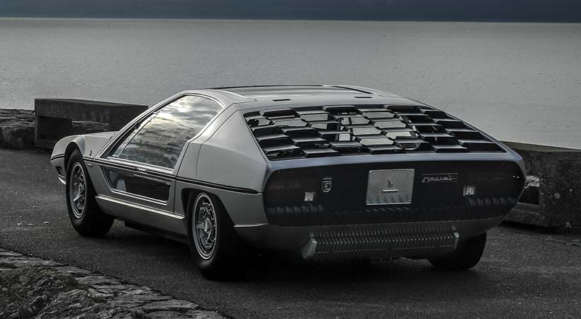 Lamborghini Polo Storico un paseo a la historia