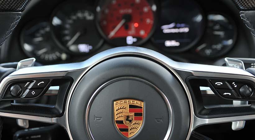 Porsche 911 Carrera GTS Cabriolet 2018