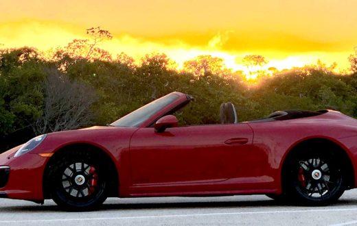 Porsche 911 Carrera GTS 2018, auto perfecto para Miami