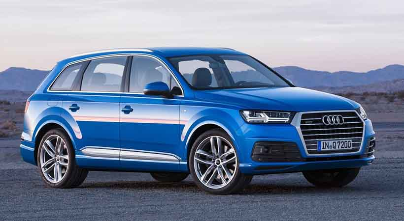 Video Audi Q7 3.0 Quattro Tiptronic 2018