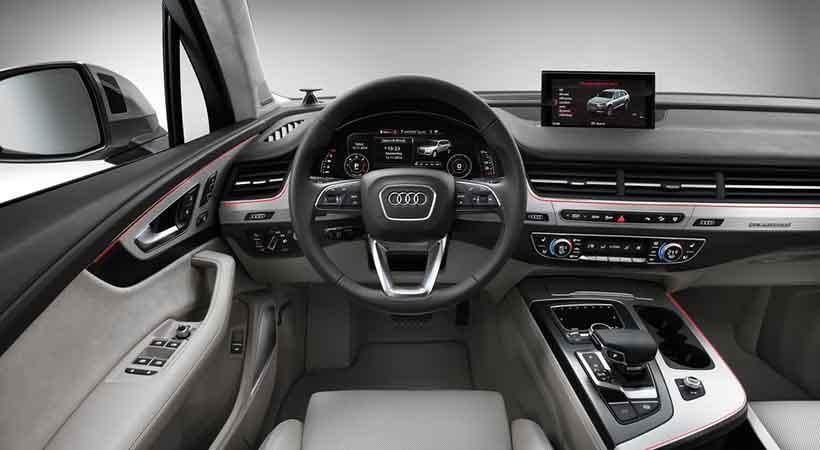 Video Audi Q7 3.0 Quattro Tiptronic 2018