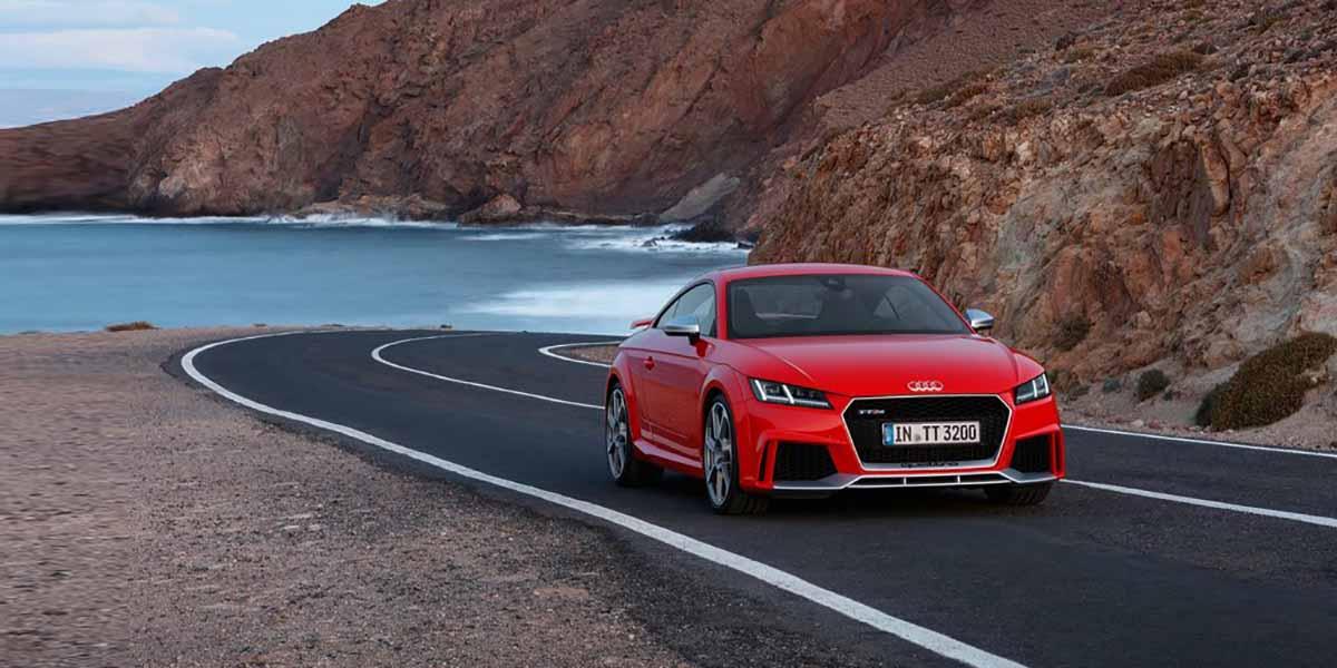Video Audi TT RS 2018
