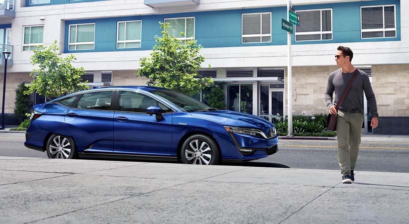 Honda Clarity Electric por 9 al mes, pero sólo en California y Oregon