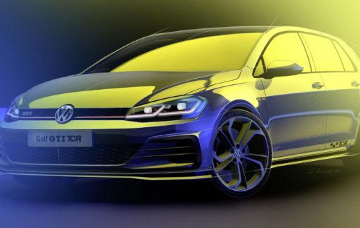 Debut Volkswagen Golf GTI TCR