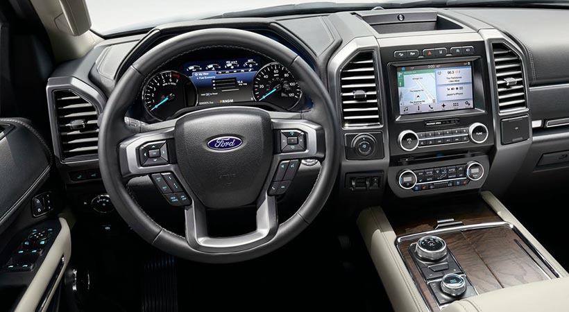 Video Ford Expedition Platinum 2018