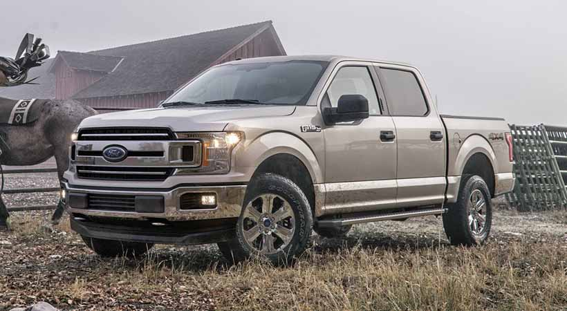 Video Ford F-150 Supercrew 4x4 2018, poder y elegancia por $60,475