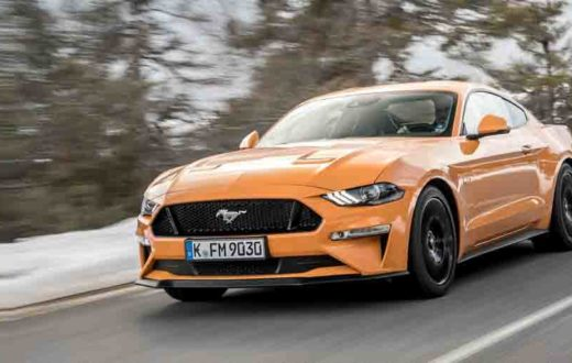 Video Ford Mustang GT 2018
