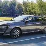 Honda Clarity Electric por $199 al mes, pero solo en California y Oregón