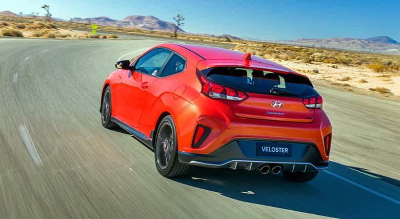 Video Hyundai Veloster 2.0 2019