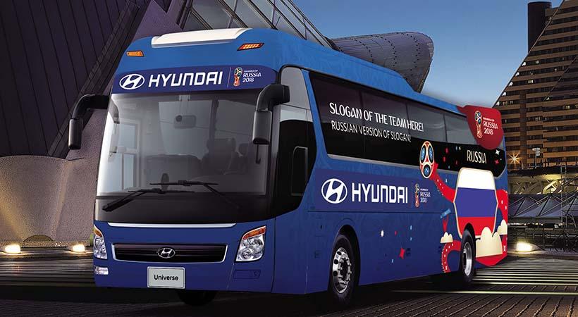Hyundai a Rusia 2018